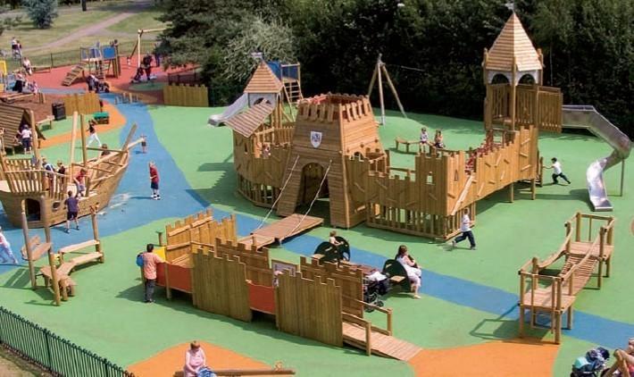 青岛乐道儿童游乐场设备有限公司