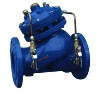 多功能水泵控制阀