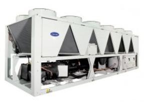 开利30XQ螺杆式风冷热泵机组维修