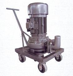 XW移动式吸泥泵