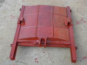 PGZ平面铸铁弧形闸门