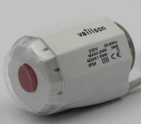 韦尔森电热执行器/电热阀