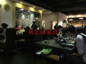 深圳工厂专业定制港式茶餐厅桌椅 板式软包卡座 弧形卡座 欢迎询价