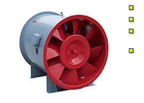HTF(A)消防高温排烟轴流风机
