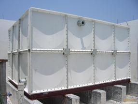 玻璃钢生活水箱北京麒麟公司