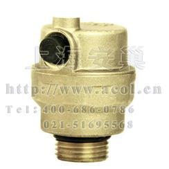 6301系列自动排气阀|黄铜自动排气阀