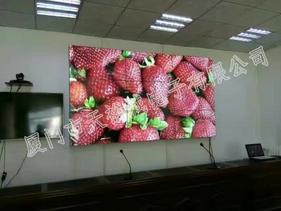 厦门拼接屏厂家直销液晶拼接屏 展厅拼接大屏幕