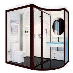 那波利酒供应店专用整体卫浴,集成卫生间,一体式卫生间