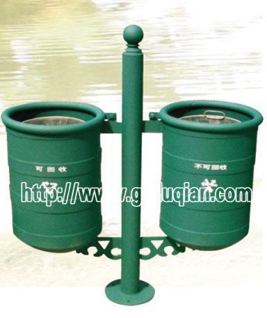 桶分类垃圾桶果皮箱废物箱金属垃圾桶公园垃圾桶街道垃圾桶园林垃圾桶