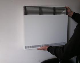 壁挂对流式电暖器