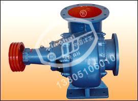 350HW-8型蜗壳式混流泵