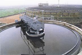 WNG型重力式污泥浓缩池刮泥机