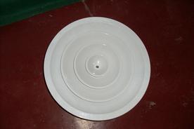 熟铝圆形散流器