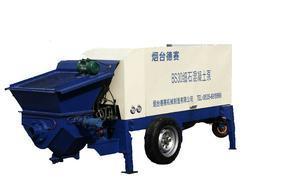 BS30细石混凝土泵