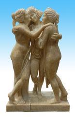 MGP222松香玉人物雕刻
