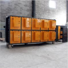 河北廊坊印刷厂异味气体治理系统 低温等离子净化装置