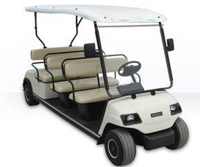 LT-A4款电动高尔夫观光车