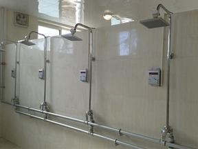 校园澡堂节水控制器,宿舍水控系统