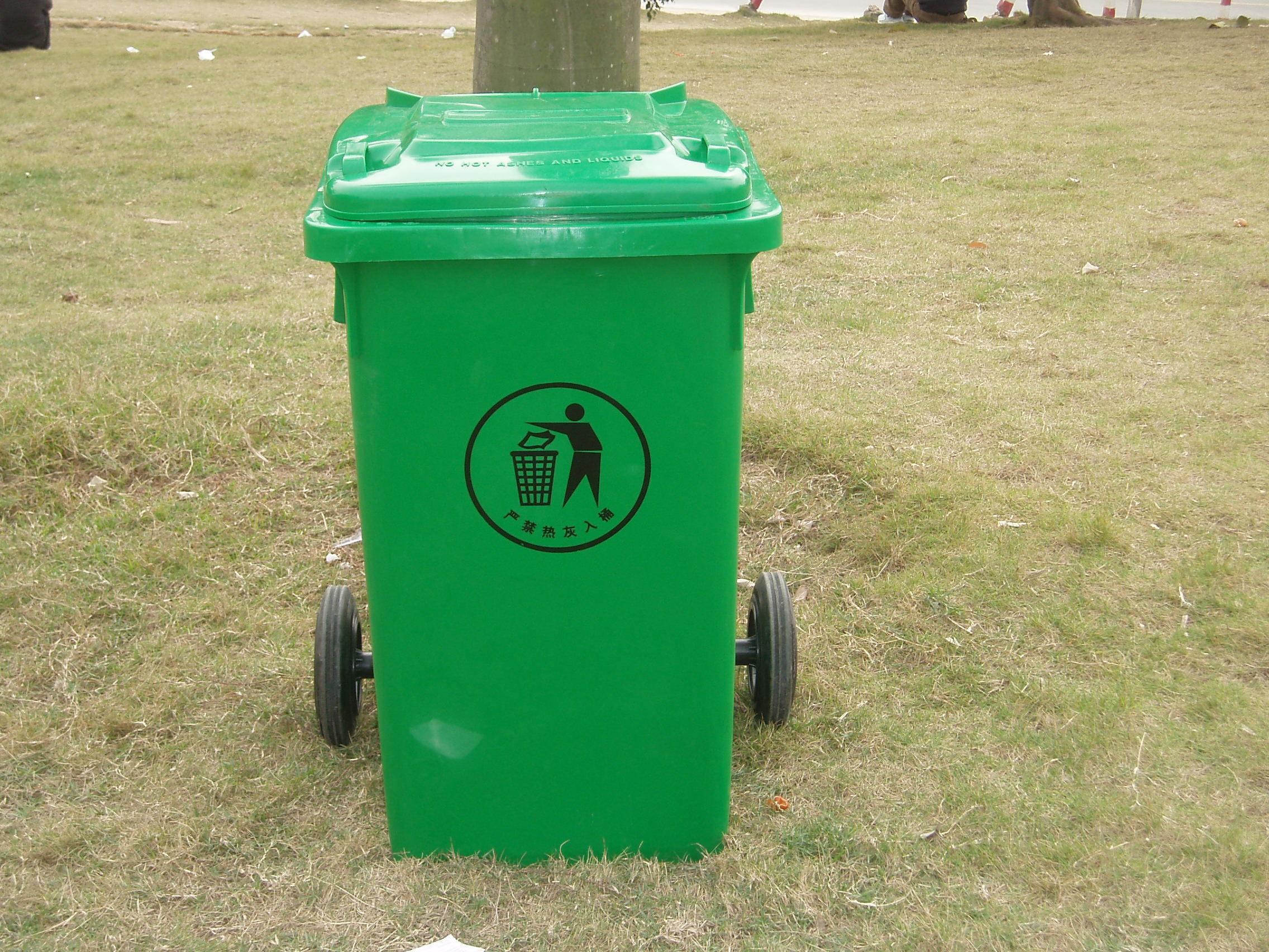 供应贺州乡村垃圾桶现货批发