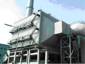 品丞钢铁公司制氧机净化除尘器