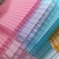 PC阳光板 透明阳光板