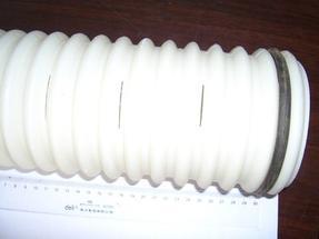 九洲60排碱管,110PE排碱管厂家,打孔排碱管