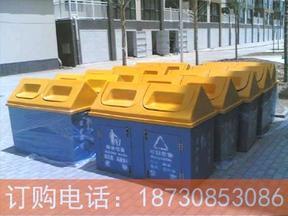 环保玻璃钢垃圾桶使用寿命