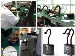 工业焊锡除烟机