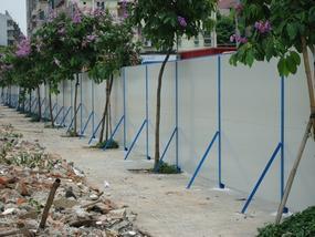 临建施工围墙
