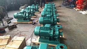 ISW80-250卧式管道离心泵空调循环泵管道增压泵清水泵