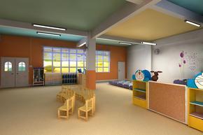 学校设计 国际化幼儿园设计