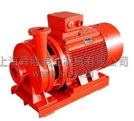 XBD-HW型卧式单级切线消防泵