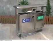 钢结构垃圾箱/钢结构垃圾桶SQ8-027