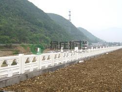 仿汉白玉栏杆,仿汉白玉护栏,隔离护栏,新农村建设