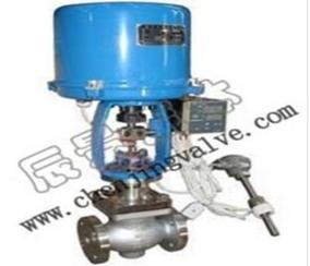 供应电动温度调节阀-辰景专业生产销售各系列电气动调节阀