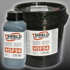 电磁辐射屏蔽油漆HFS54