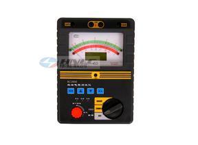 BC2000智能双显绝缘电阻测试仪(两档)