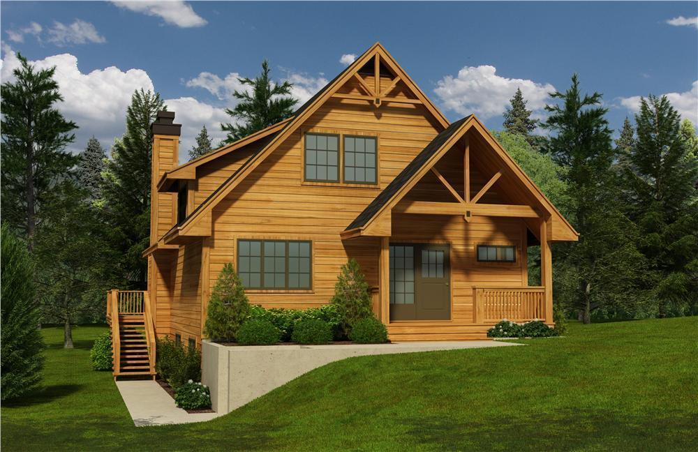 木结构别墅专业制作
