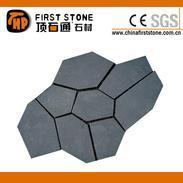 黑色石灰石马赛克HS-TY-003-C
