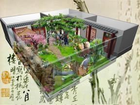 生态酒店景观-15020788884