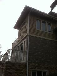 屋面接水雨水槽方管