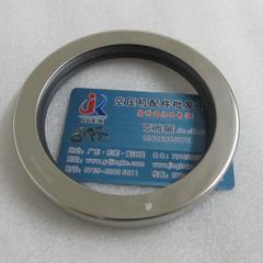 优质PTFE不锈钢油封85*110*10双唇 三唇 现货批发