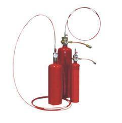 探火管自动灭火装置、独立自动探火、西安档案室灭火
