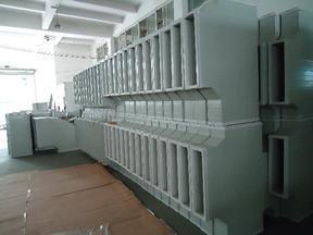 酚醛复合彩钢风管板/单面彩钢酚醛风管板