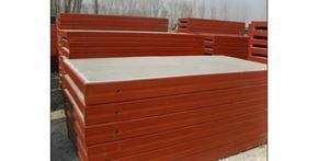 钢骨架轻型屋面板