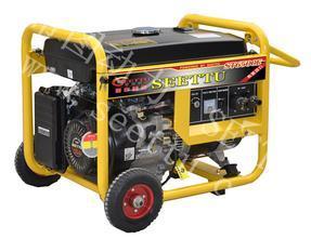 5KW小型汽油发电机|抗旱应急汽油发电机