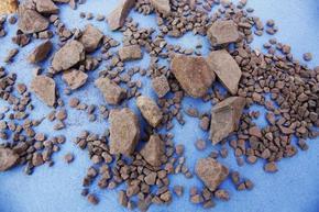 地下水除铁除锰锰砂滤料