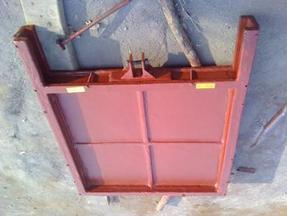 供应渠道用闸门污水铸铁闸门拦污栅