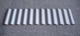 奔驰4S店波浪形836铝镁锰板,740吊顶板