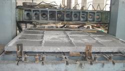 双向止水铸铁闸门加工现场